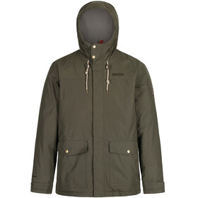 Regatta Syrus Jacket Men Dark Khaki